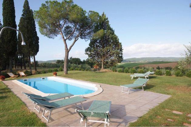 VILLA SANTO STEFANO - Image 1 - Monteroni d'Arbia - rentals