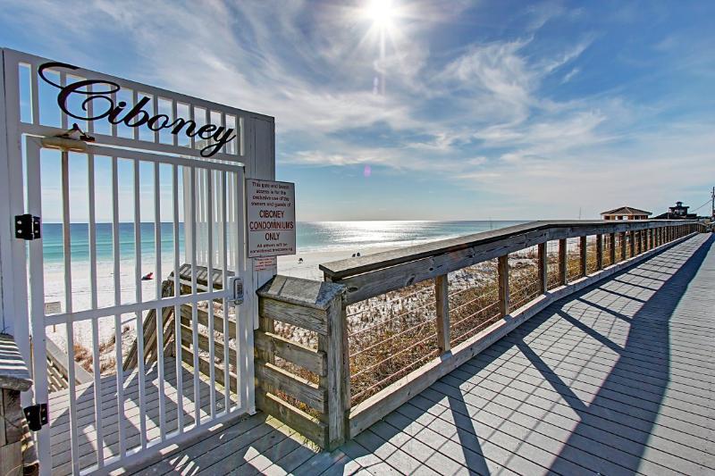 Ciboney 4003 - Book Online! Across street from Miramar Beach! Buy 3 nights or more get 1 FREE thru Feb 2015! - Image 1 - Miramar Beach - rentals