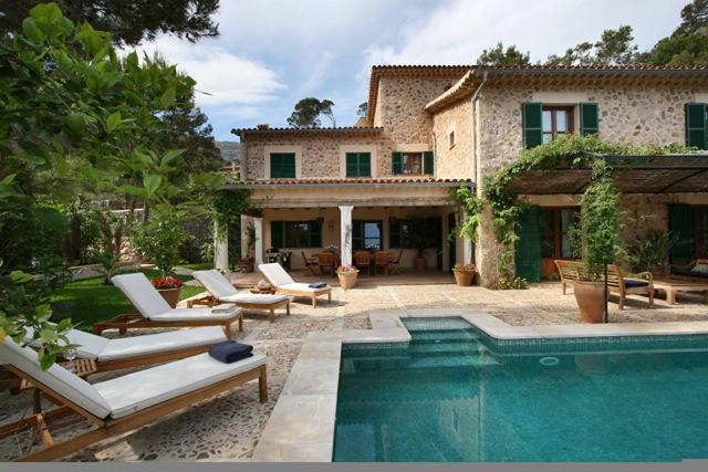 Sa Laca - Impressive villa with private pool and beautiful sea view - Image 1 - Deia - rentals