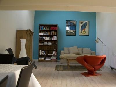 Mulroe Studio Living area - Mulroe Cove - Mulroe Studio - Durrus - rentals
