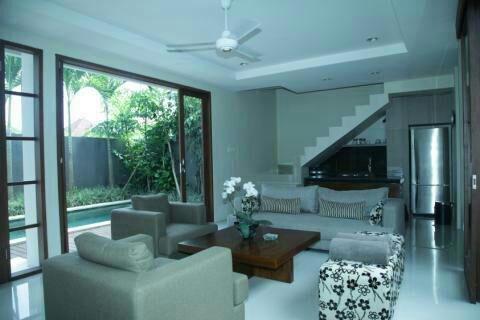 The Living Room - Villa Manis - Seminyak - rentals
