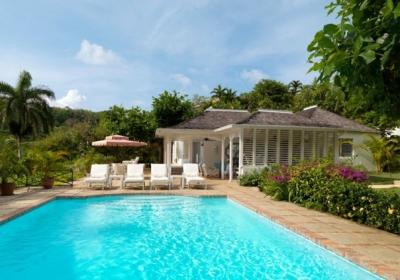 3 Bedroom Villa with Private Pool in Round Hill - Image 1 - Hope Well - rentals