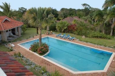 Superior 4 Bedroom Villa with Private Pool in Puerto Plata - Image 1 - Cabarete - rentals