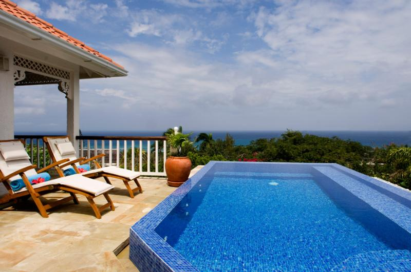 2 Bedroom Villa with Pool in Montego Bay - Image 1 - Montego Bay - rentals