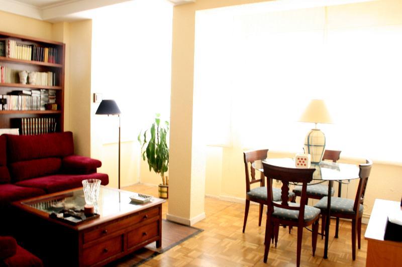 Apartment Rosales-Princesa - Image 1 - Madrid - rentals