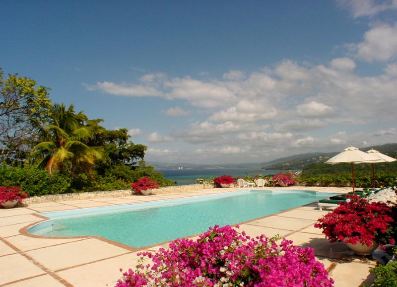 Tremendous 7 Bedroom Villa with View in Montego Bay - Image 1 - Montego Bay - rentals
