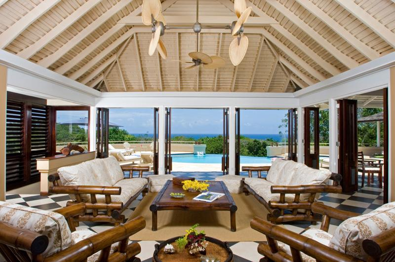 Ideal for Families & Groups, Chef & Butler, Private Pool & Tennis Court, Round Hill Membership - Image 1 - Montego Bay - rentals
