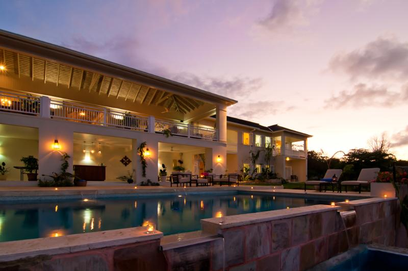 New Build, Heated Pool, Chef & Butlers, 2 Golf Carts, Resort Amenities - Image 1 - Montego Bay - rentals