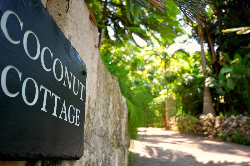 Half a century ago, COCONUT COTTAGE was the dream getaway of a young family from Europe. - Coconut Cottage - Montego Bay - rentals