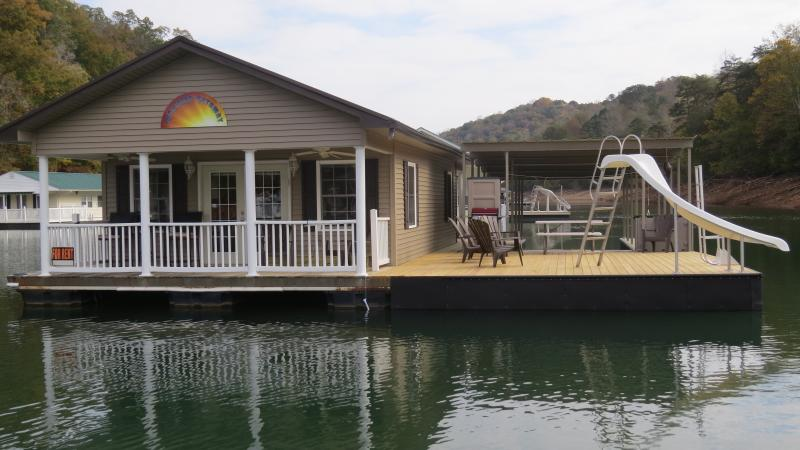 2 Bed 2 Bath Floating Home on Norris Lake - Image 1 - La Follette - rentals
