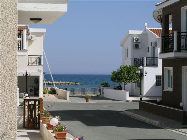 3 bedroom Sea View Villa Beach Larnaca Oroklini - Image 1 - Lachi - rentals