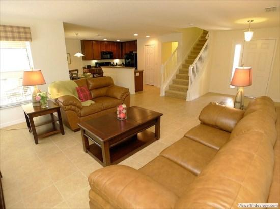 Interior View of home - VP4P2678SC Orlando 4 BR Pool Home VP4P2678SC - Orlando - rentals