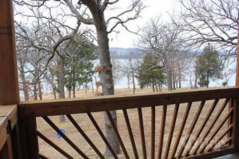 View of Tablerock Lake from your Private Deck - Indian Point 3 King Bedrooms Condo - Branson - rentals