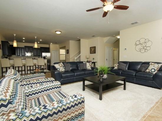 Modern 6 Bed 6 Bath In ChampionsGate Golf Resort. 1465MVD - Image 1 - Orlando - rentals