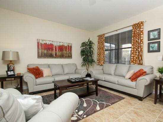 Classy 4 Bedroom 3 Bathroom Pool Home In ChampionsGate Golf Community. 9113ECL - Image 1 - Orlando - rentals