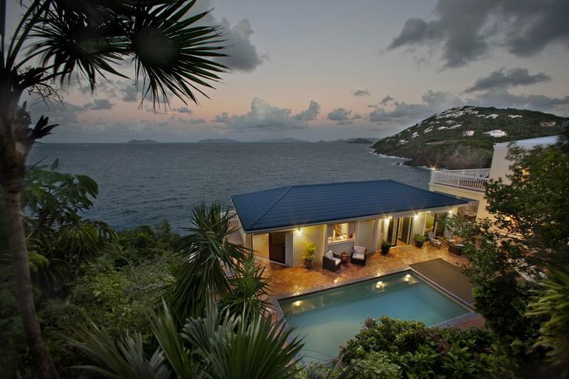 Serendipity - Ideal for Couples and Families, Beautiful Pool and Beach - Image 1 - Saint Thomas - rentals
