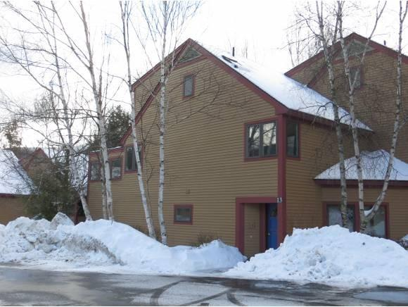 Beautiful Large Townhouse In the Heart of Waterville Valley - Image 1 - Waterville Valley - rentals