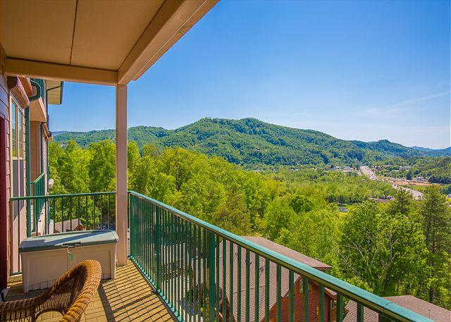 Luxury 2BR Condo with View & Indoor Pool. Summer Special from $99! - Image 1 - Pigeon Forge - rentals