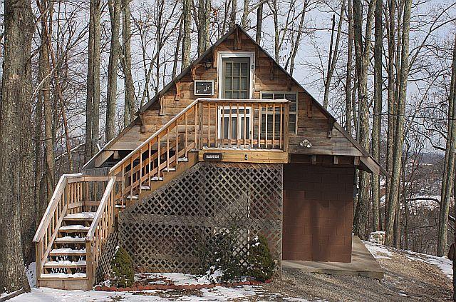 Hunter's Rest Cabin - Image 1 - Stanton - rentals