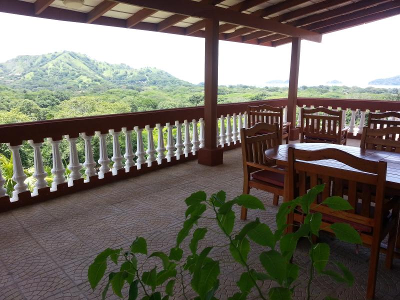 Large covered deck great views - Ocean View Estate - Artola - rentals