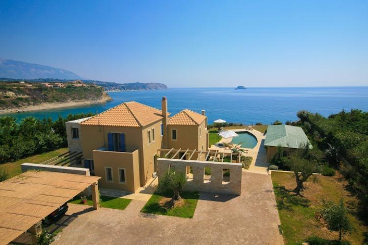 Ai Xelis Blue Sea Villa - Ai Xelis Blue Sea Villa - Cephalonia - rentals