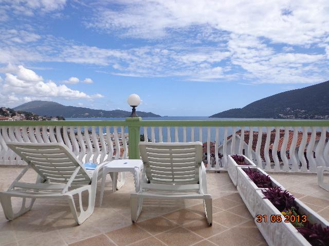 Terrace View - Luxury Sea View Studio Apartment # 3 in Igalo - Igalo - rentals