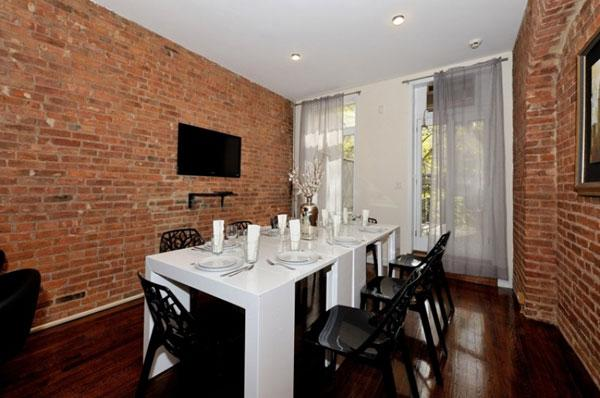 4BR/3BA Triplex + outdoor space in Gramercy for 12 - Image 1 - New York City - rentals