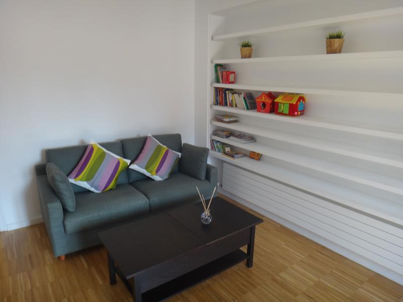 SPACIOUS flat PERFECT for FAMILY - Image 1 - Barcelona - rentals