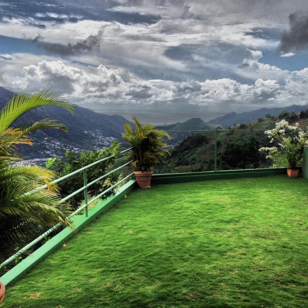 The View - Paradise Villa, Paramin, Trinidad & Tobago - Diego Martin - rentals