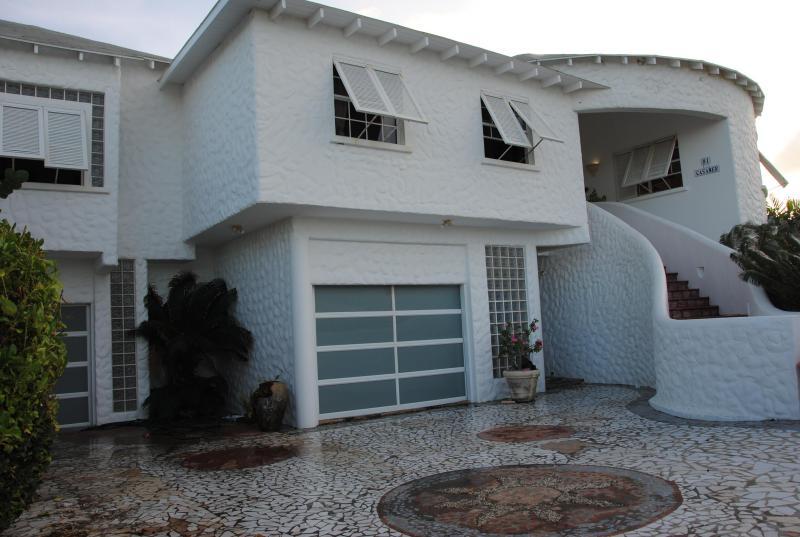 Front of Villa Casa Mer - Casa Mer-Barbadian Luxury and Style awaits you - Saint James - rentals