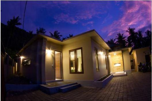 View from entrance - Villa Ataa Lombok (with vehicle) - Senggigi - rentals