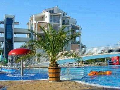 Bulgarian Riviera- studio flat, 300m to the beach - Image 1 - Sunny Beach - rentals