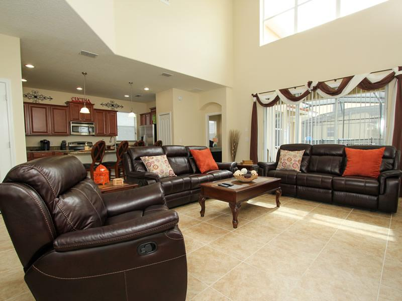 comfortable and roomy - Relax in your own Private Jacuzzi & Pool - Kissimmee - rentals