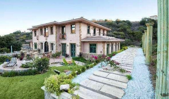 New Mansion/Villa.  Vacations,Events, Corporate Meetings, ZumaBch; Paradise Cove beach 1/2 mile walk - Malibu Private Gated  Italian Tuscany Villa w/View - Malibu - rentals