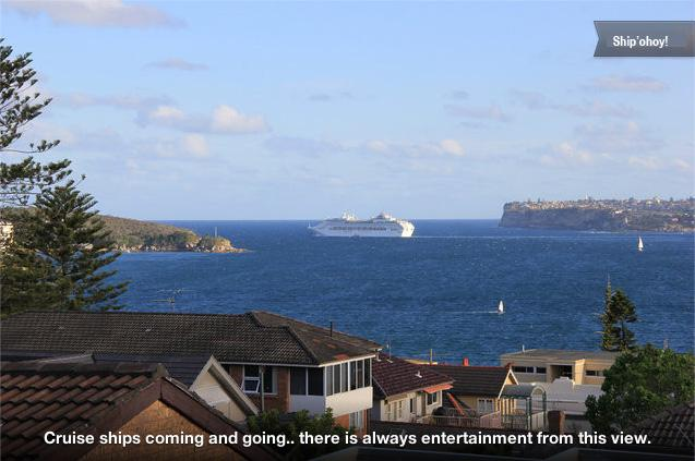 "Harbour views - ""LITTLE JAPAN""  - HARBOUR VIEWS and ROCK POOL - Fairlight - rentals"
