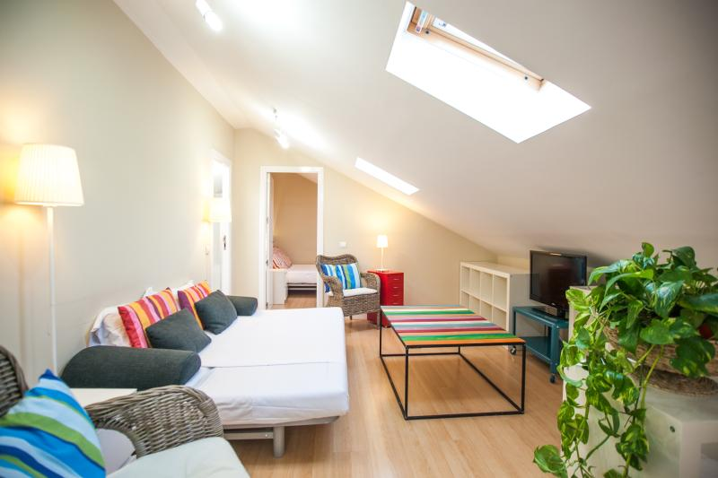 Funky Attic With Large Terrace - Image 1 - Madrid - rentals
