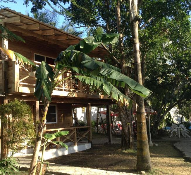 Inside the tropical garden, 50 mt from the beach ! - Image 1 - Juan Dolio - rentals