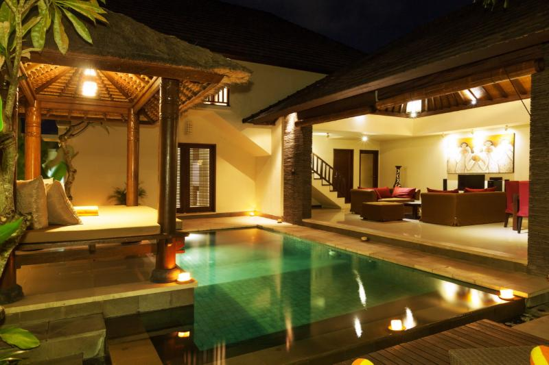 1 Bedroom Luxury Villa Berawa Beach Canggu - Image 1 - Canggu - rentals