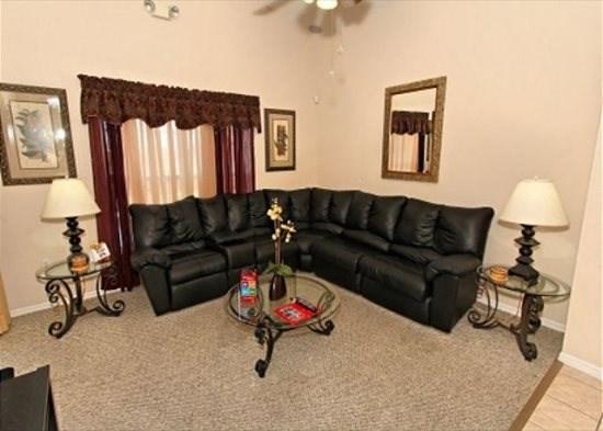 Living Room - RH4P7974MBC Orlando 4 BR Pool Home RH4P7974MBC - Orlando - rentals