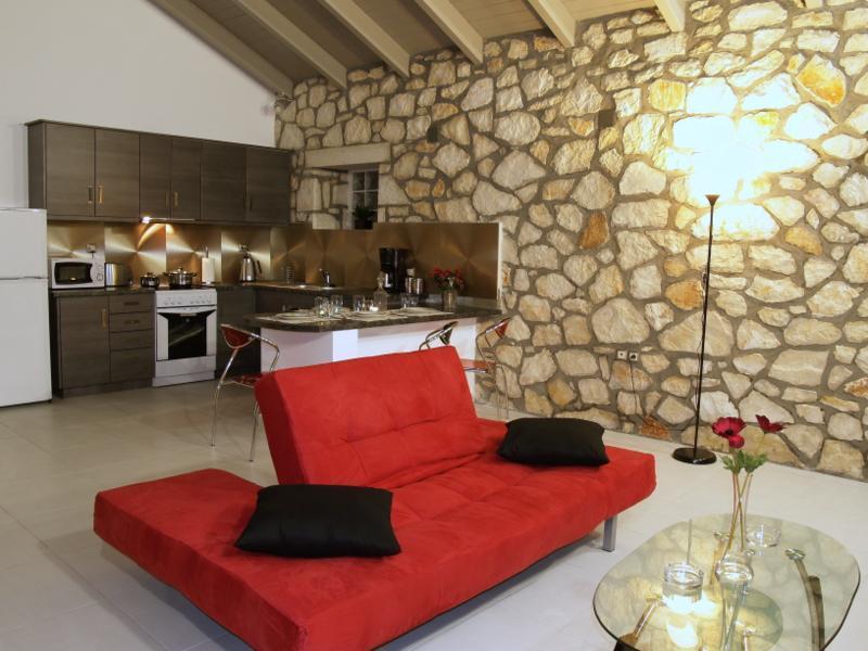 Harmony Villa 2 - 2 bedroom free WiFi near the sea - Image 1 - Zakynthos - rentals