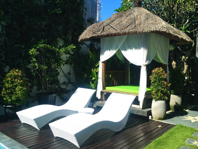 Gorgeous 2 bedroom pool Villa Enjoy (brand new) - Image 1 - Seminyak - rentals