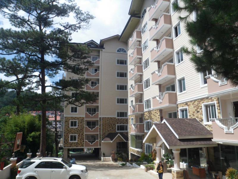 Bonbel Condominium: 1 Bedroom Luxury Apartment - Prestige Vacation Apartments: 1-Bedroom Apartment - Baguio - rentals