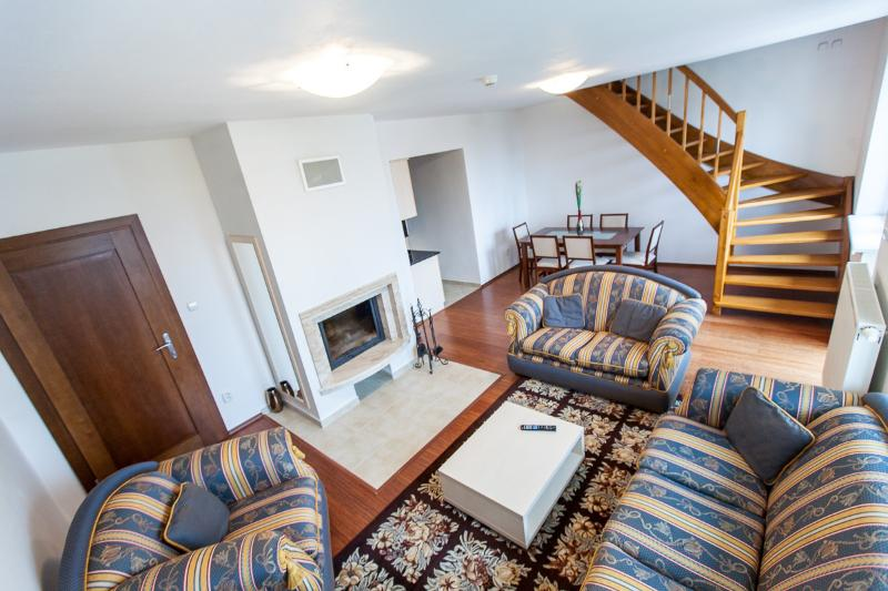 penthouse you want to stay in - Wili Tatry Apartment Park view - Strelniky - rentals
