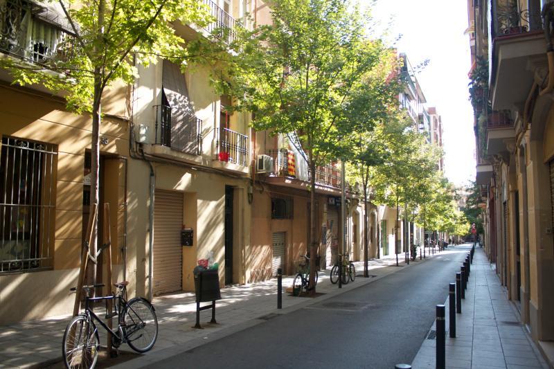 Silent flat in Gracia & Sagrada Familia - Image 1 - Barcelona - rentals