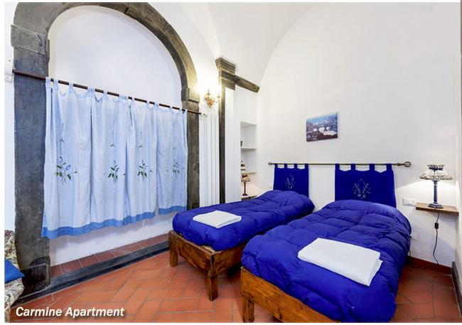 Carmine:Studio Apartment in Florence,Oltrarno area - Image 1 - Florence - rentals