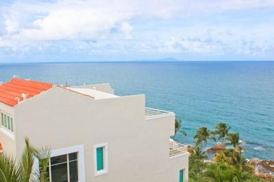 Luxury Oceanfront 4BR W/ Beach & Rooftop Pool - Image 1 - Humacao - rentals