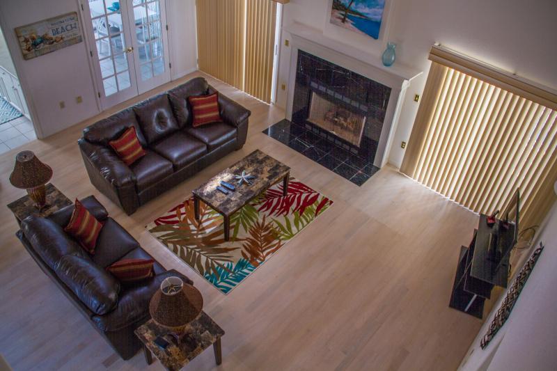 Living Room - April/May Home $pecials - Vacation Pool Home #4772 - Daytona Beach - rentals