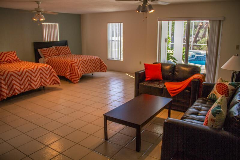 Bedroom #5 - Fall $pecials - Vacation Home WIth A Big Pool #4772 - Ocean View - Daytona Beach - rentals