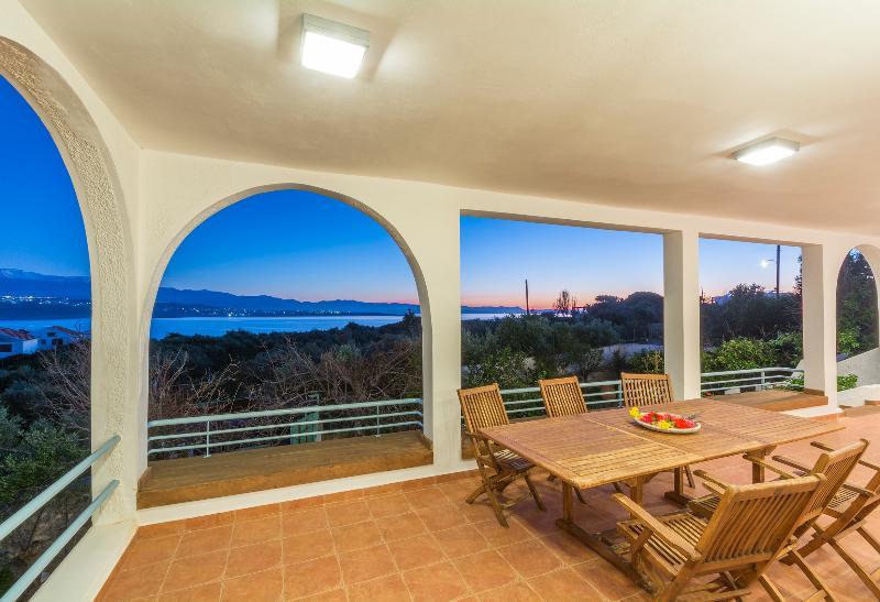 Villa Kiara-Sea Front Villa - Image 1 - Tersanas - rentals