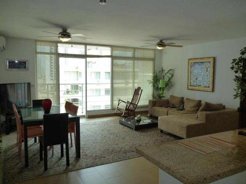 Furnished, Beautiful, and New Central Apartment - Image 1 - Panama City - rentals